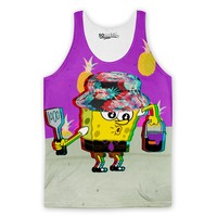 Trippy Square Pants Tank Top