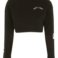 The End Crop Sweat | Topshop