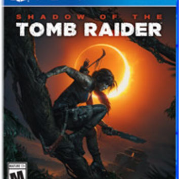 Shadow of The Tomb Raider for PlayStation 4 | GameStop