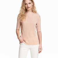 Pleated Top - from H&M