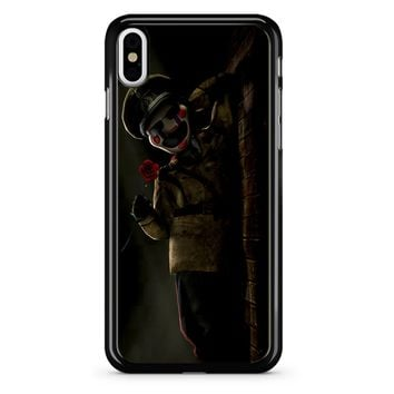 Five Nights At Freddy S General Marionette iPhone X Case