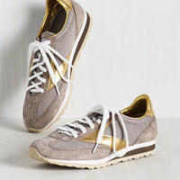 Espresso of Interest Sneaker Size 9 by Brooks Heritage from ModCloth