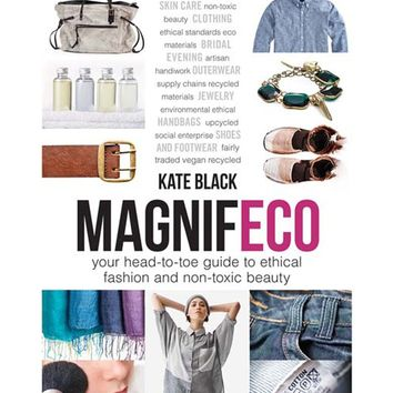 Magnifeco Book by Kate Black