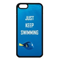 Finding Dory Quote iPhone 6/6s Case
