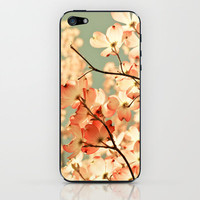 Pink iPhone & iPod Skin by Joy StClaire | Society6