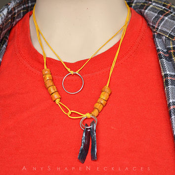 Beyond Two Souls Jodie necklace costume cosplay replica