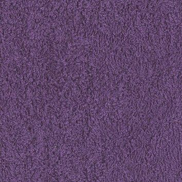 Terry Cloth Purple
