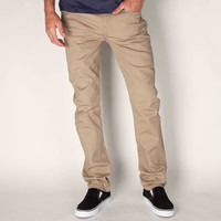 Rsq London Mens Skinny Pants Khaki  In Sizes