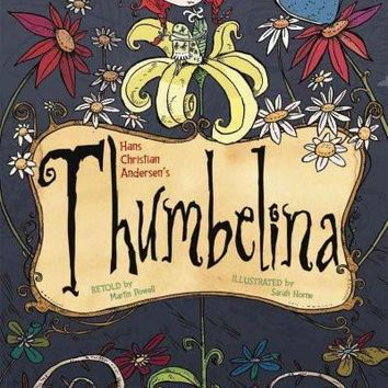 Hans Christian Andersen's Thumbelina: The Graphic Novel (Graphic Spin)
