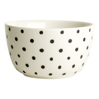 H&M - Ceramic Bowl - White