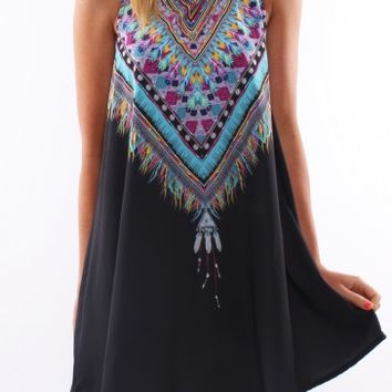 fe3438093b4ae Lakota Dress Black - Dresses - Shop by from jeanjail.com.au