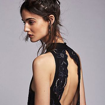 Free People Hot Child Mini Dress