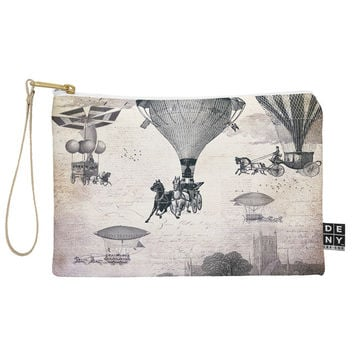 Belle13 Carrilloons Over The City Pouch