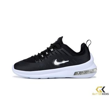 Women's Nike Air Max Axis + Crystals - Black/White