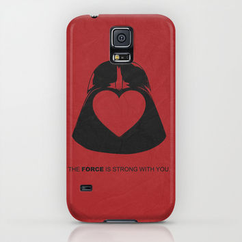 Star Wars - Valentine Poster iPhone & iPod Case by Misery