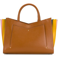 Sara Battaglia Pleated Side Tote - Farfetch