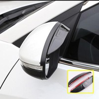 FIT FOR NISSAN XTRAIL T31 DOOR SIDE WING MIRROR RAIN GUARD VISOR SHIELD SHADE