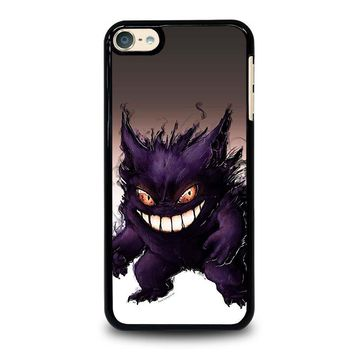 POKEMON GENGAR iPod Touch 6 Case Cover