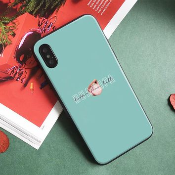 Dua lipa Aesthetics Chic quotes tpu Soft Silicone Phone Case Cover Shell For Apple iPhone 5 5s Se 6 6s 7 8 Plus X XR XS MAX