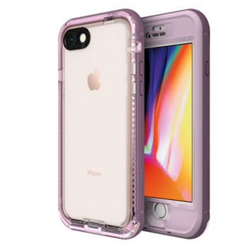 Clear WaterProof NÜÜD iPhone 8 case | LifeProof | LifeProof