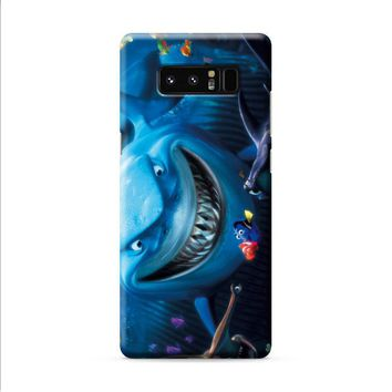 Finding Dory Disney Scary n Nemo Samsung Galaxy Note 8 case