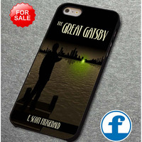 The Great Gatsby Green Lights for iphone, ipod, samsung galaxy, HTC and Nexus Phone Case