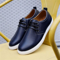Casual Leather Deck Shoes