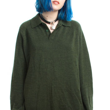 Not-Quite-Vintage Forest Fairy Pullover - One Size Fits Many