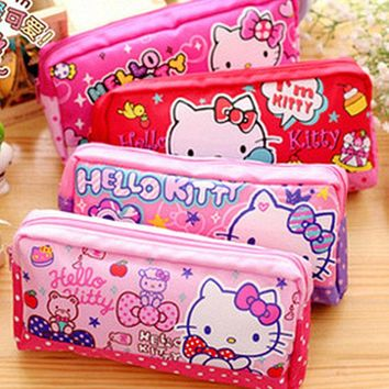 New Kawaii Hello kitty Pencil Bag  Pouch Bag yey-2277
