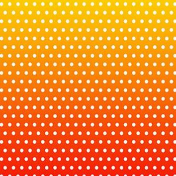Summer Polka Dot Background - 6764
