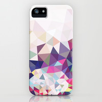 Travelling Tris iPhone & iPod Case by Beth Thompson