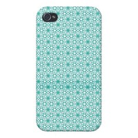 Floral Phone Case Covers For iPhone 4
