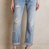 Levi's 501 Boyfriend Jeans in Light Denim Size: