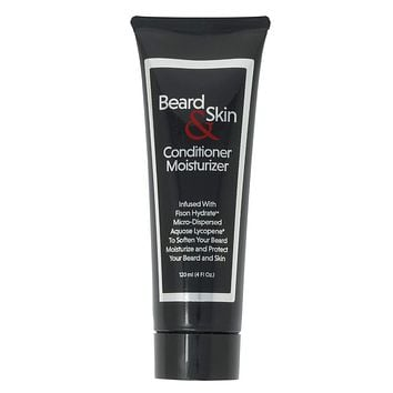 Men's Lycopene Beard+Skin Conditioner Moisturizer - New Packaging 20% More