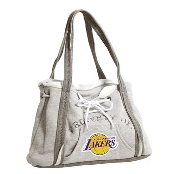 Los Angeles Lakers Lifestyle Logo Hoodie Purse