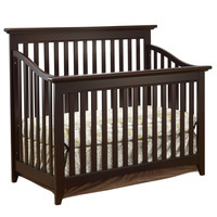 Sorelle Shaker 4-in-1 Convertible Crib - 495
