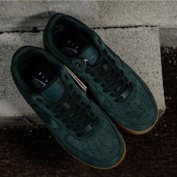 Nike Air Force 1 '07 LV8 SUEDE 35Anni Green Raw AA1117-300