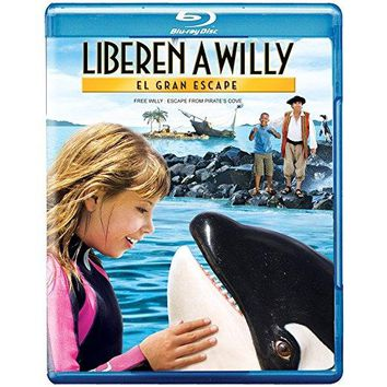 Bindi Irwin & Beau Bridges - Free Willy: Escape from Pirate's Cove