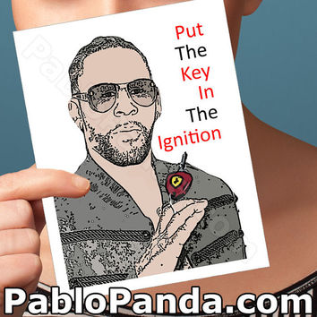Funny Valentine Card | R Kelly Card | R Kelly Valentines Day Card I Love You Card Anniversary Card Card for Boyfriend Gift for Her Husband