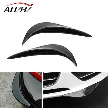 2Pcs Car Bumper Guard Protector