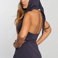 Sleeveless and Backless Sassy Summer Top - festival wear