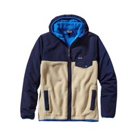 Patagonia Men's Shelled Synchilla® Snap-T® Fleece Hoody