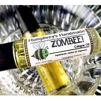 ZOMBEE Honey Roll On Cologne | Honeycomb Scent Zombie Perfume