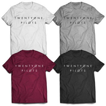 Twenty One Pilots - TOP - T-Shirt