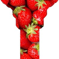 266 SC1 Strawberries House Key [SC1 STRAWBERRIES] - $0.65 : Key Craze, Wholesale Key Blanks and Accessories