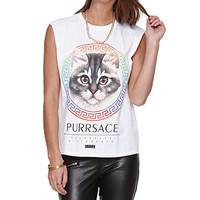 Civil Purrsace Muscle Tank at PacSun.com