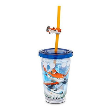 Disney Planes Fire & Rescue Tumbler with Straw - Small