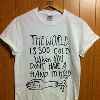 Cold World ( Tee ) | STAY GREAT APPAREL