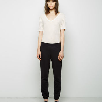 French Terry Sweatpants by T by Alexander Wang