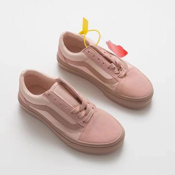 Vans Old Skool Sakura Pink Low-top Sneaker